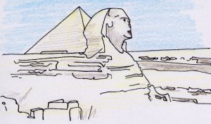 WC Art Encyclopedia Giza