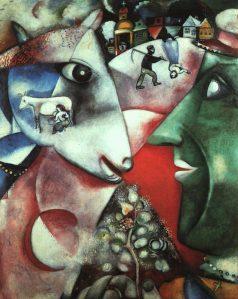 chagall original